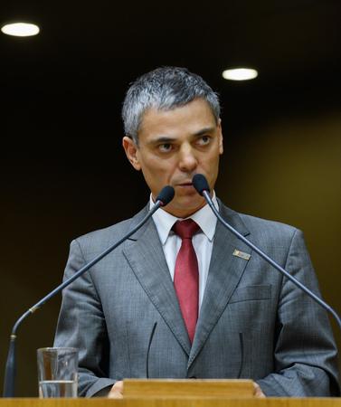 Vereador Cassio Trogildo.
