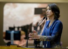 Comandante Nádia encabeça evento sobre Mulheres de Direita