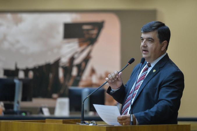 Vereador José Freitas.
