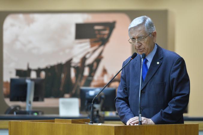 Vereador João Carlos Nedel.