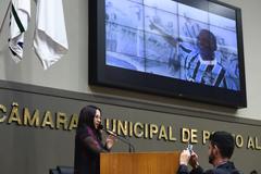 Proposta de Cláudia Araújo foi aprovada pelo plenário nesta quarta-feira