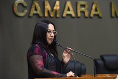 Vereadora Claudia Araújo é a proponente da homenagem