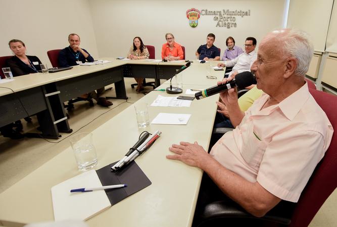 Comissão discute a situação do sistema de atenção à saúde e bem-estar do idoso na capital, abrangendo abrigos, casas geriátricas e de repouso, até os cuidados da rede de saúde.