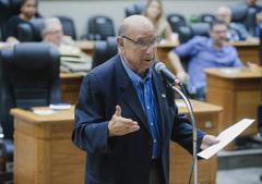 Vereador Pujol foi eleito presidente do Legislativo da capital no dia 9 de dezembro