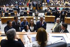 Plenário Otávio Rocha na tarde desta quinta-feira