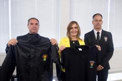 Servidores da segurança receberam novos uniformes