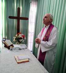 Padre Jaime celebrou Missa de Natal na Câmara