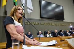 Vereadora Mônica Leal destacou Legislativo como referência para a cidade