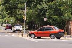 Taxistas deixarão de pagar TGO se emenda for mantida pelo Executivo
