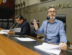 Presidente da CPI, vereador Roberto Robaina (PSol), fará nova convocação para a oitiva