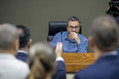 Vereador Roberto Robaina (Psol) preside a comissão