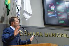 Vereador Mendes Ribeiro (MDB) é o autor da proposta
