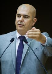 Vereador Luciano Marcantonio.