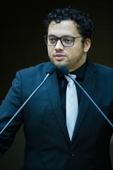Vereador Marcelo Rocha.