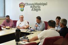 Vereadores avaliaram pareceres durante reunião ordinária na manhã desta terça-feira