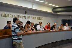 Vereadores, professores e Smed discutiram sobre eleição e posse de diretores