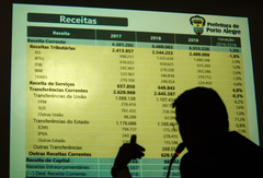 Audiência Pública de apresentação das Metas Fiscais do 3º quadrimestre de 2019.