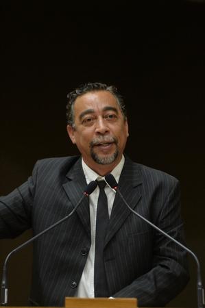 Retrato. Diretor-geral do SIMPA, João Ezequiel Mendonça da Silva.