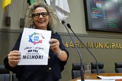 Psicóloga Néa Tauil saúda iniciativa