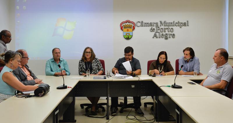 Comissão debate situação de descarte do lixo eletrôlico em Porto Alegre.