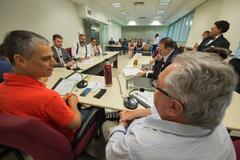 Comissão debate Projeto de Lei sobre taxação em aplicativos de transportes na capital.