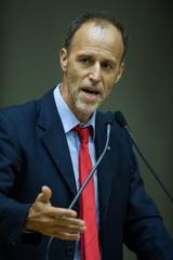 Retrato. Vereador Marcelo Sgarbossa.
