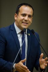 Retrato. Vereador Moisés Barboza.