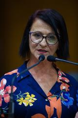 Vereadora Aninha do IAPI.