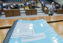 Reuniões da comissão tem sido realizadas nas quinta-feiras pela manhã no Plenário Otávio Rocha