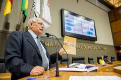 Lélio Falcão destacou os esforços para Porto Alegre se tornar Cidade Amiga do Idoso