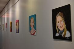Pinturas no T Cultural podem ser visitadas até o dia 20 de março
