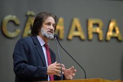 Retrato. Vereador Aldacir Oliboni.