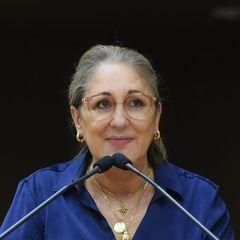 Vereadora Lourdes participou da primeira votação virtual