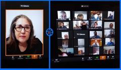Reunião digital