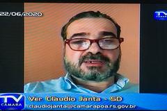 Projeto do vereador Claudio Janta pretende ampliar acesso ao atendimento