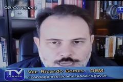 Vereador Ricardo Gomes (DEM)