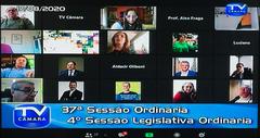 37ª Sessão Ordinária da 4ª Sessão Legislativa.