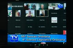 55ª Sessão Ordinária