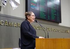 Vereadora Lourdes Sprenger