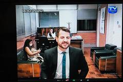 Secretário municpal do Meio Ambiente, Germano Bremm, participou da reunião com vereadores, catadores e outros convidados
