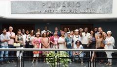 O julgamento reuniu dezenas de militantes do movimento negro e em defesa das religiões de matriz africana.