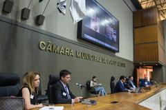 Reunião Extraordinária para ouvir o Sr. Eduardo Luiz Barros Barbosa via zoom