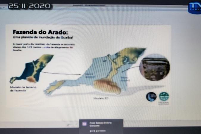 Audiência Pública sobre AEIS Ponta do Arado.