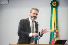 Vereador Roberto Robaiana (PSOL)