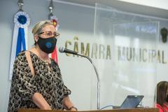 Lourdes Sprenger (MDB) propôs mudança na lei que trata da circulação de pets