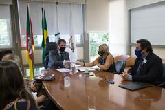 Presidente recebeu ofícios da ACM solicitando sessões solenes