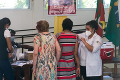 Vacinação é pauta de reunião da Cosmam nesta terça