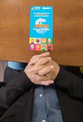 Reunião do Fórum Social Mundial da População Idosa. Presença de diversas lideranças e do Sr. Antonio Costa, Secretário Nacional de Promoção e Defesa dos Direitos da Pessoa Idosa