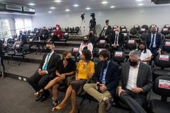 Vereadores e vereadoras participaram da abertura dos trabalhos da XVIII Legislatura