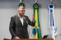 """Ramiro: """"Precisamos de ferramentas capazes de investigar e punir a postura de vereadores"""""""